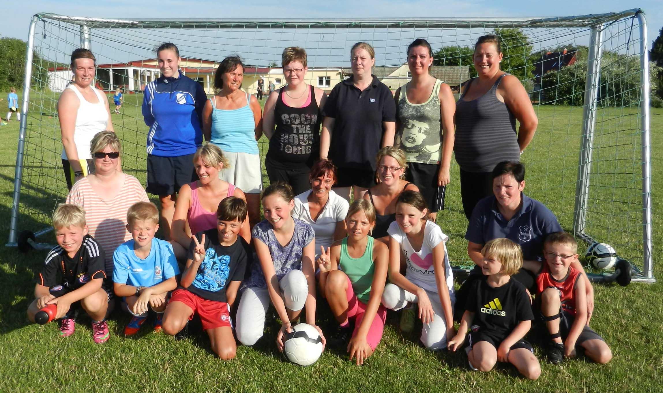 2013 - 8 - 6 SVR Frauen