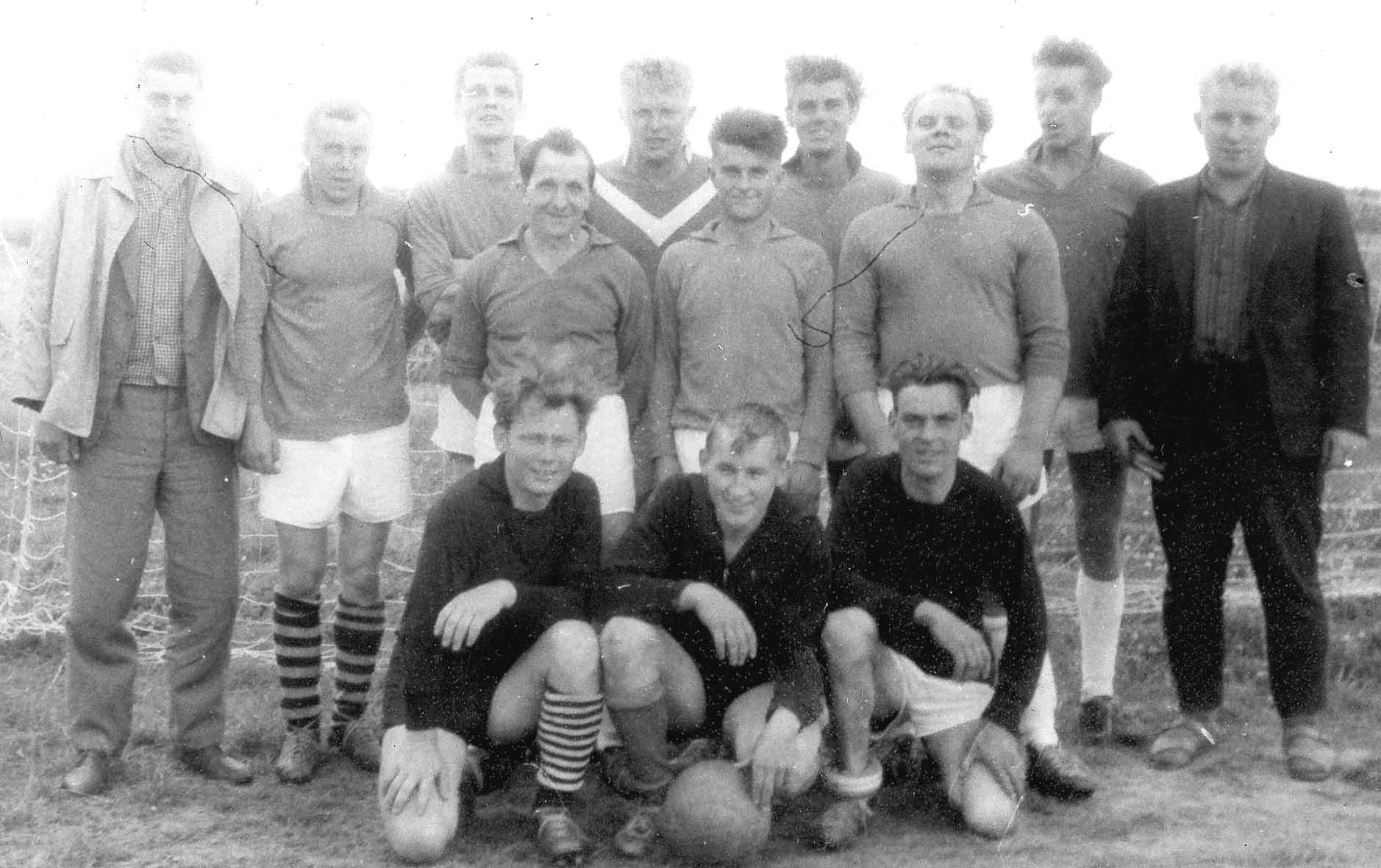 Mannschaftsfoto Männer 64